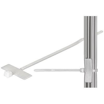 Goobay KBM 100 Kabelbinder - Wit