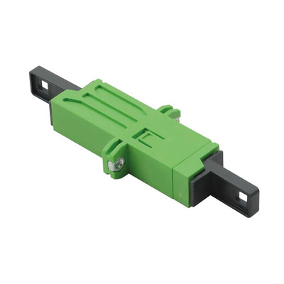 ROLINE Glasvezeladapter, Lsh, Flens, Groen Fiber optic adapter