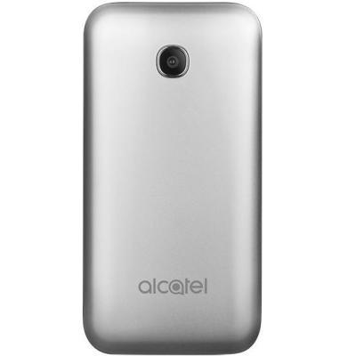 Alcatel mobiele telefoon: 20.51D - Zilver