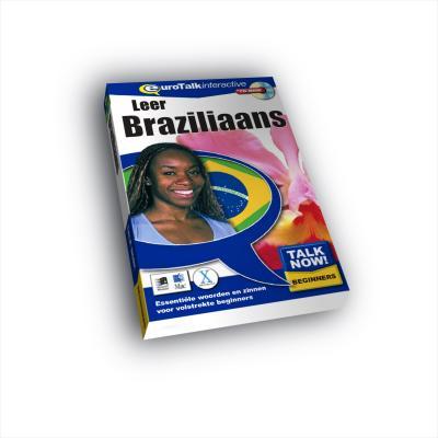 Eurotalk educatieve software: Talk Now, Leer Braziliaans Portugees