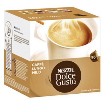 Nescafé koffie: Dolce Gusto Caffe Lungo mild