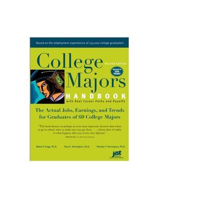 Jist publishing boek: College Majors Handbook - eBook (PDF)