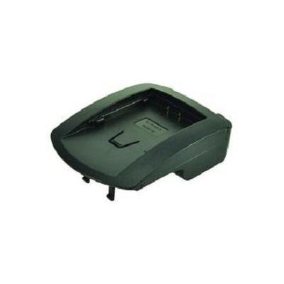 2-power oplader: Panasonic VW-VBN130/VW-VBN260, Black - Zwart