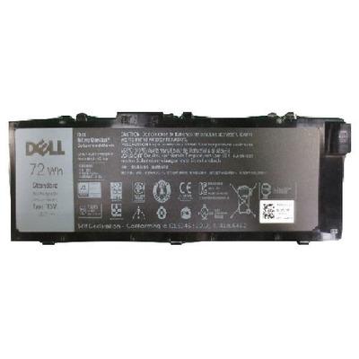 DELL 451-BBSB Notebook reserve-onderdeel - Zwart