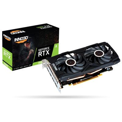 Inno3D N20602-06D6X-1710VA15L Videokaart
