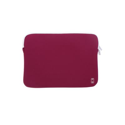 MW 410004 Laptoptas - Rood, Wit