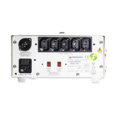Baaske medical voltagetransformator: Isolation Transformer IMEDi 3rd 300 VA 230/115V - Grijs