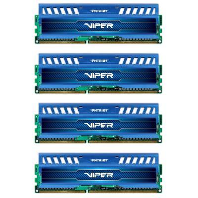 Patriot Memory PV332G160C9QKBL RAM-geheugen