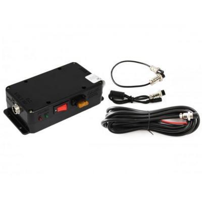 RAM Mounts 12-28V POWER ADAPTER FOR ROUTEWARE Netvoeding - Zwart