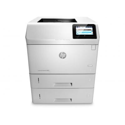Hp laserprinter: LaserJet Enterprise M605xm - Zwart