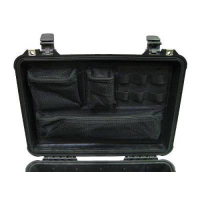 Peli Lid Organizer Case accessoire - Zwart