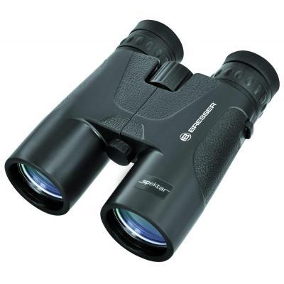 Bresser optics verrrekijker: Spektar 10x42 - Zwart, Blauw