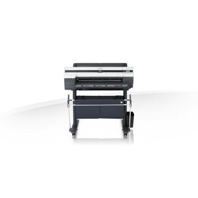 Canon grootformaat printer: imagePROGRAF iPF605 - Zwart, Cyaan, Magenta, Geel