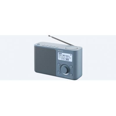 Sony radio: XDR-S61D - Blauw