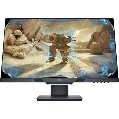 HP 25mx Monitor - Zwart