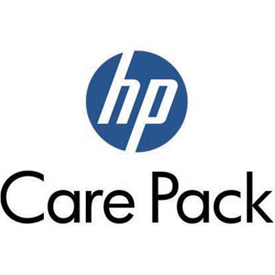 Hp garantie: Service: 3 jaar hardware support op locatie binnen 4 uur - LaserJet M880