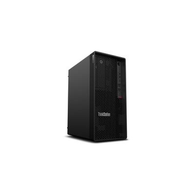 Lenovo ThinkStation P340 Pc - Zwart