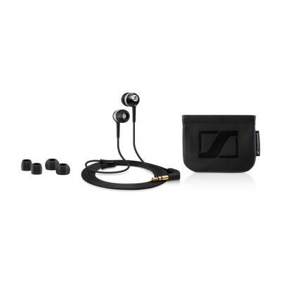 Sennheiser koptelefoon: CX 300-II Precision - Zwart