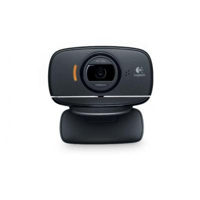 Logitech webcam: C525 - Zwart