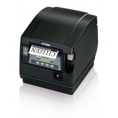 Citizen pos bonprinter: CT-S851 - Zwart