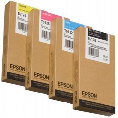 Epson C13T612300 inktcartridge