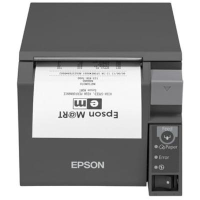 Epson TM-T70II (024C1) Pos bonprinter - Zwart