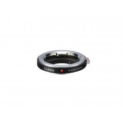 Panasonic lens adapter: Leica M Lens Mount for Lumix G1/GH1 - Zwart