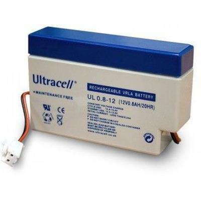 CoreParts MBXLDAD-BA003 UPS batterij - Blauw,Zilver
