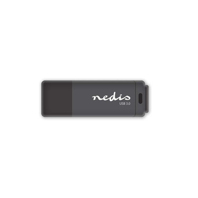 Nedis FDRIU3128BK USB flash drive - Zwart