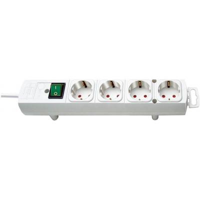 Brennenstuhl surge protector: BN-TCD113 - Wit