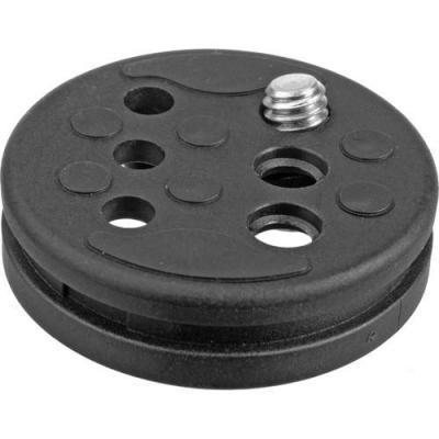 Manfrotto 585PL - Replacement Plate Statief accessoire - Zwart