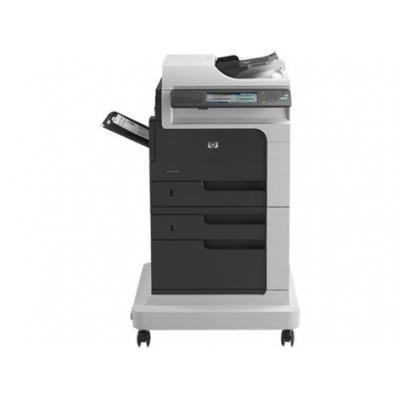 HP multifunctional: LaserJet Enterprise M4555f MFP - Zwart, Wit