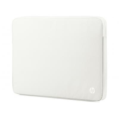 "Hp laptoptas: 39.62 cm (15.6"") Spectrum White Sleeve - Wit"
