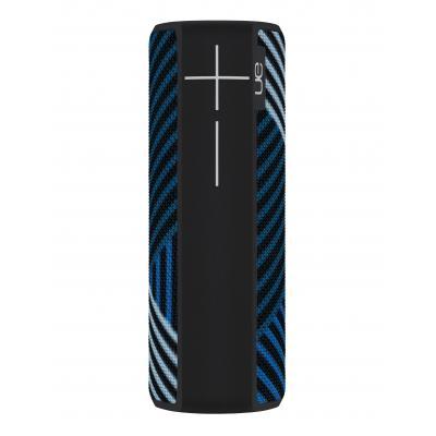 Logitech draagbare luidspreker: Boom 2 - Zwart, Blauw