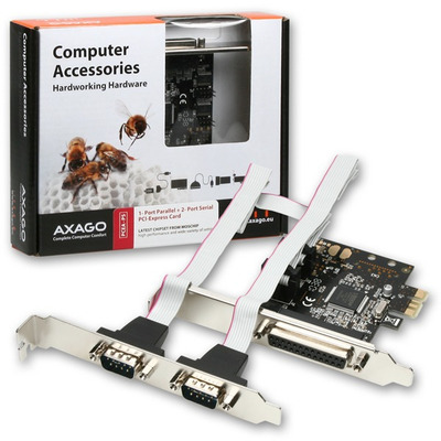 Axago PCEA-PS Interfaceadapter