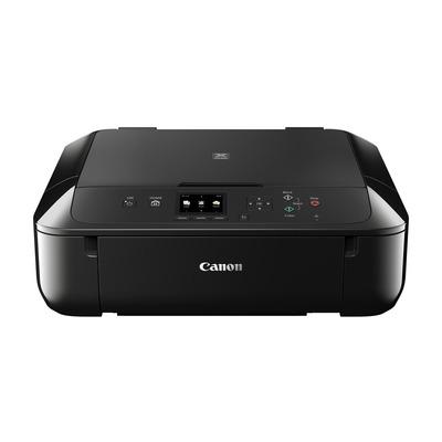 Canon multifunctional: PIXMA MG5750 - Zwart, Cyaan, magenta, Zwart Pigment, Geel