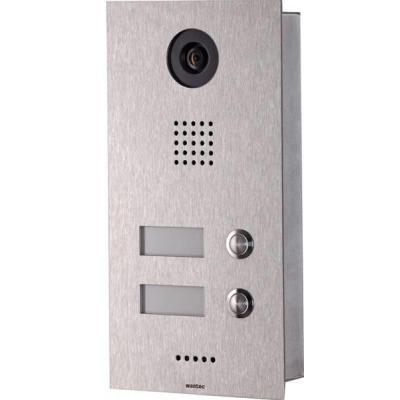 Wantec Monolith C IP Deurintercom installatie - Roestvrijstaal