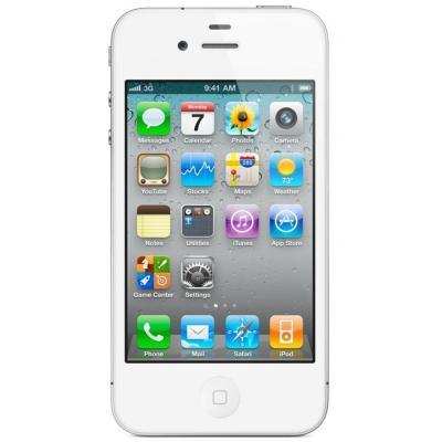 Apple : iPhone 4S 32GB White | Refurbished | Als nieuw