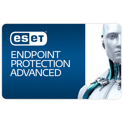 Eset software: Endpoint Protection Advanced