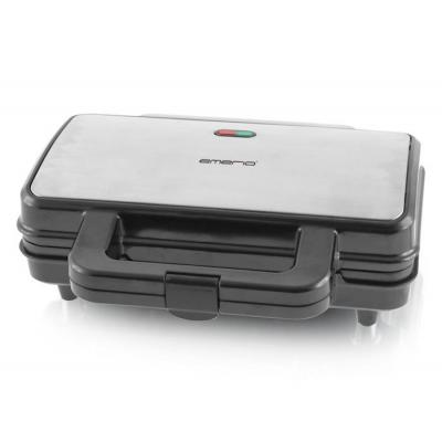 Emerio sandwich maker: ST-109562, 900W - Roestvrijstaal
