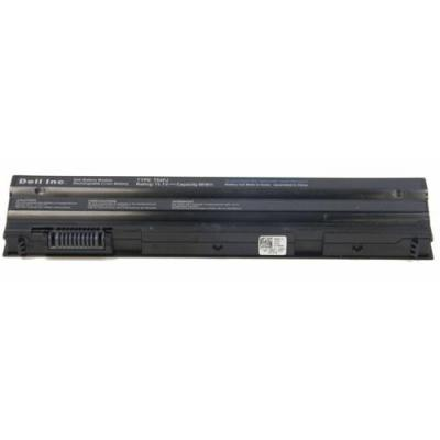 Dell batterij: 6-cell, Li-Ion, 60W/Hr, Black, Kit - Zwart