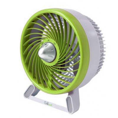 Honeywell ventilator: Chillout - Groen, Wit