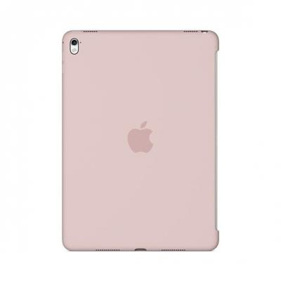 Apple tablet case: Siliconenhoes voor 9,7-inch iPad Pro - Rozenkwarts