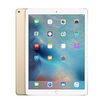 "Apple tablet: iPad Pro Wi-Fi 128GB Gold 12.9"" - Goud"