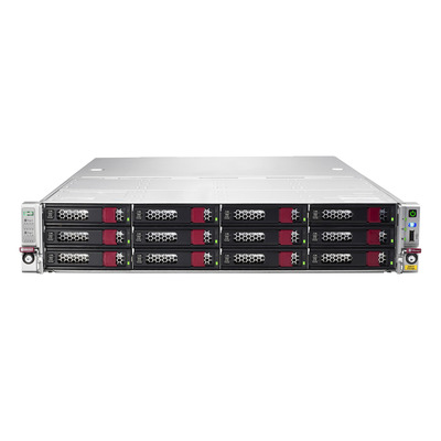 Hewlett Packard Enterprise StoreEasy 1650 NAS - Metallic