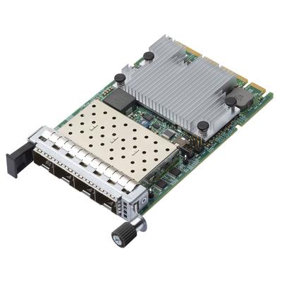 Lenovo 4XC7A08242 Netwerkkaart - Groen, Roestvrijstaal