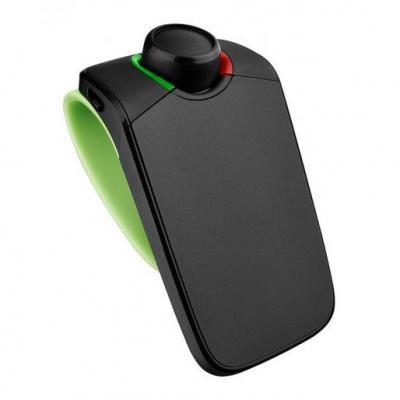 Parrot telefoonspeaker: MINIKIT Neo 2 HD - Zwart, Groen