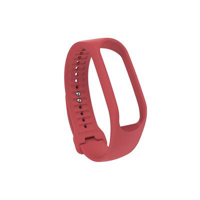 TomTom Touch-fitnesstrackerbandje (koraalrood, large) - Koraal, Rood