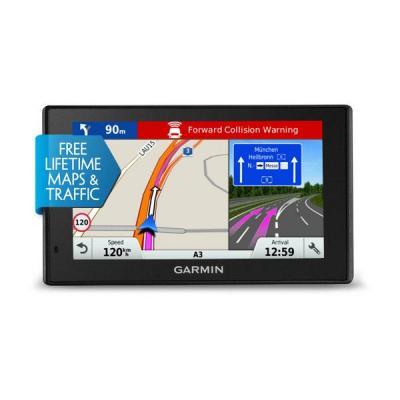 Garmin navigatie: DriveAssist 51 LMT-S - Zwart