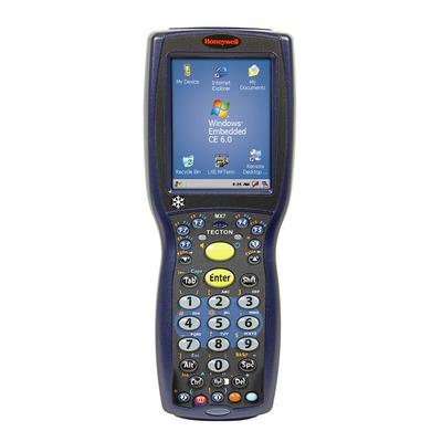 Honeywell EOL - Tecton - numeric PDA - Zwart, Blauw